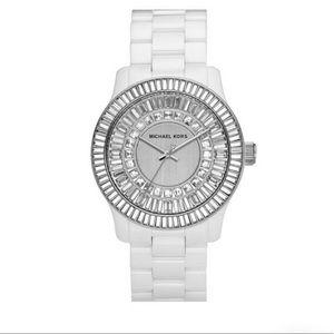 Michael Kors White Ceramic Watch MK5361